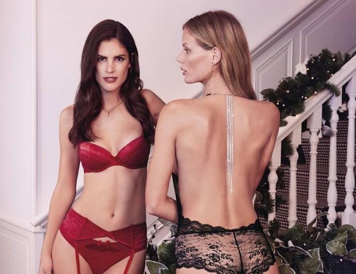 Rote Unterwäsche für die Silvesternacht