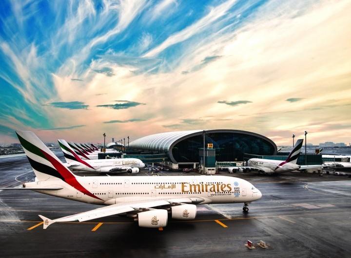 Hochqualitativer Weingenuss bei Emirates