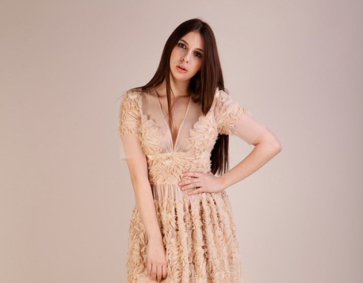Vestiti glamour di Marina Reimann