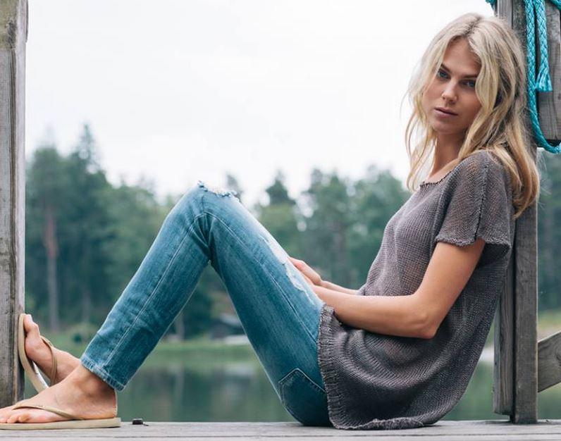 Skandinavischer Look Mode