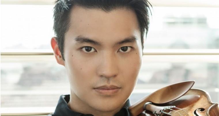 Andekad viiuldajad Ray Chen ja Christoph Eschenbach