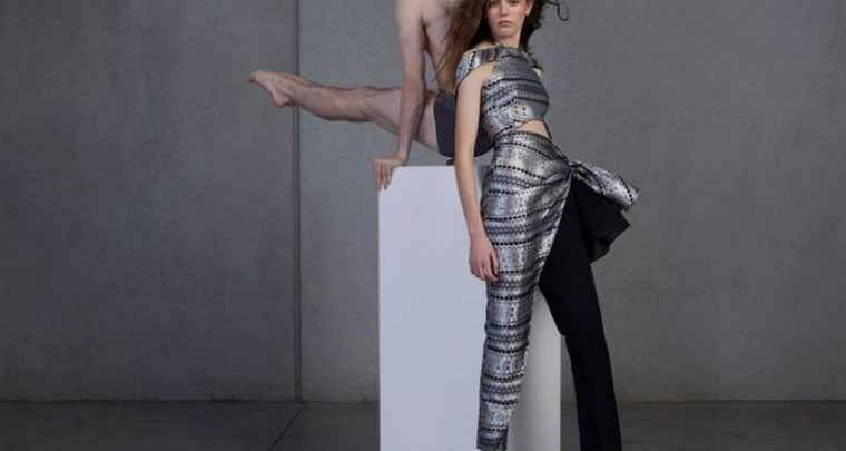 Raffinierte Silhouetten bei Toni Maticevski