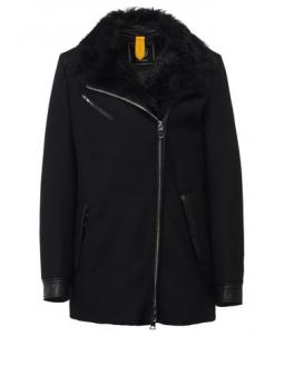 Wool jacket in black by Blonde No.8