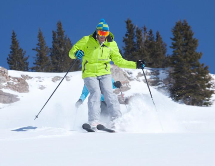 So finden Sie die richtige Skijacke