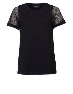 Statement shirt in black by Modström