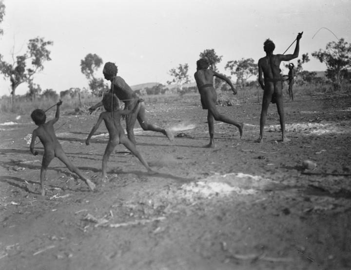 Die gestohlene Generation der Aborigines