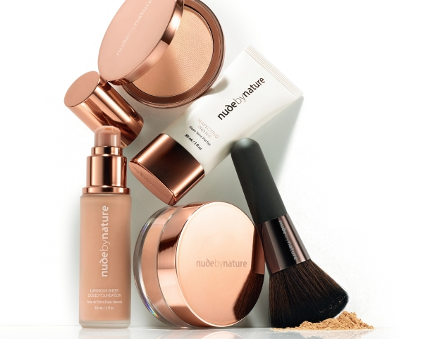 Makeup from Down Under: Nude by Nature Release in Germany
