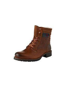 Leather High Boots by Tom Tailor