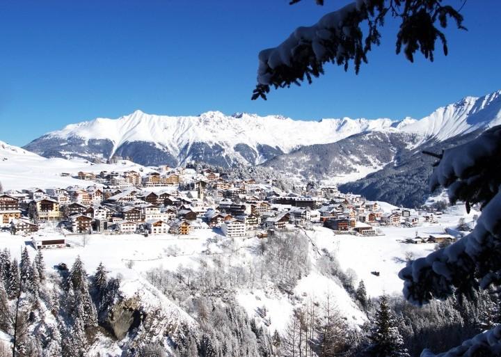 Spaß und Freude in den Alpen - Skiregion Serfaus-Fiss-Ladis