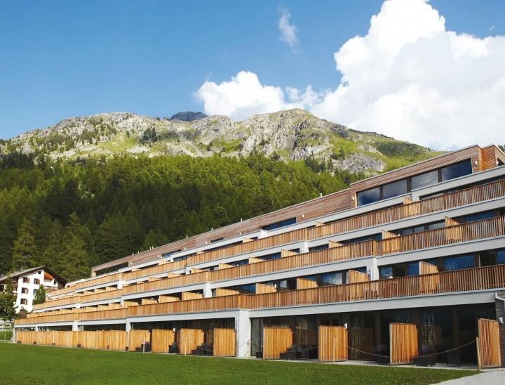 Nira Alpina Hotel - Spaß und Luxus in den Schweizer Alpen
