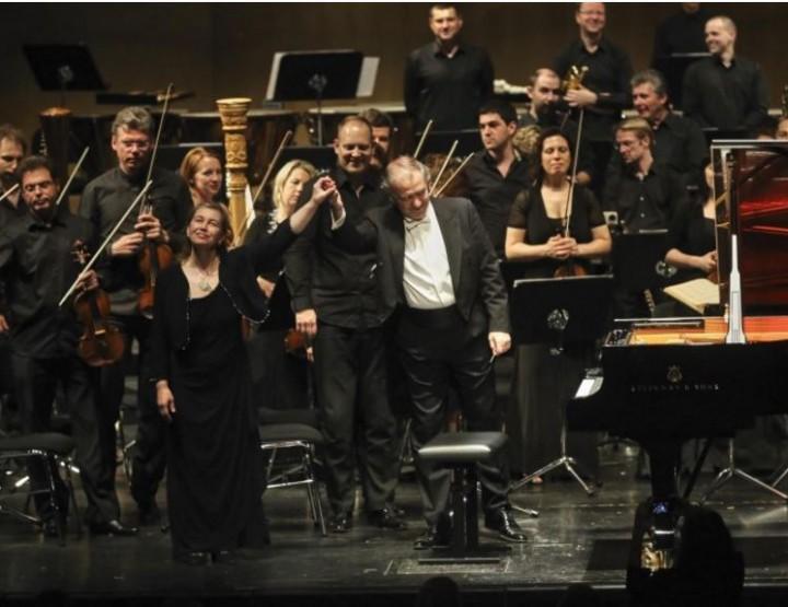 Klavierkonzert im Baden-Badener Festspielhaus