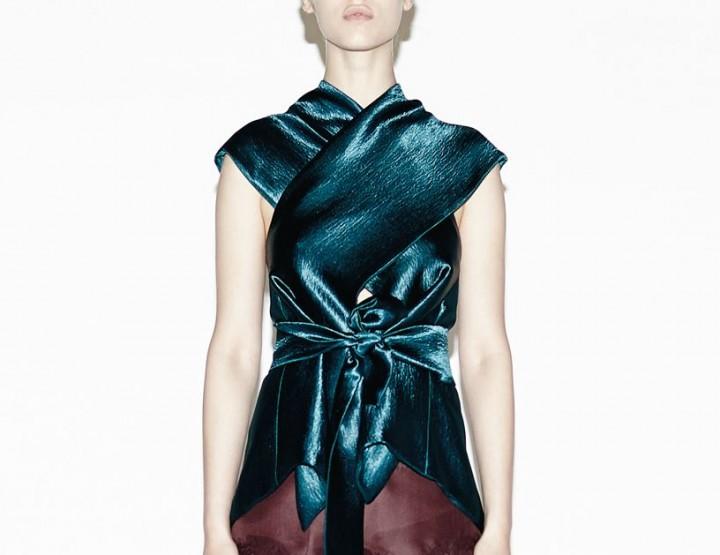 Bibi Bachtazde – exzentrische Mode