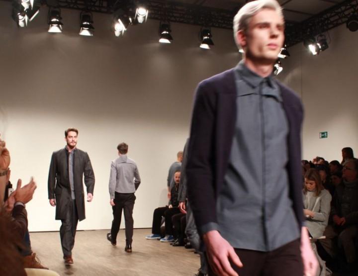Jennifer Brachmann überzeugt auf der Berlin Fashion Week