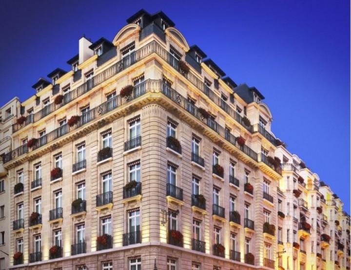 Le Bristol Paris - Kultur und Luxus verbinden