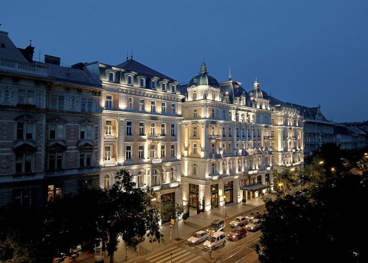 Corinthia Hotel Budapest - Filmreifer Luxus