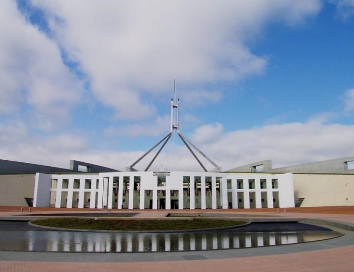 Canberra – die Hauptstadt Australiens