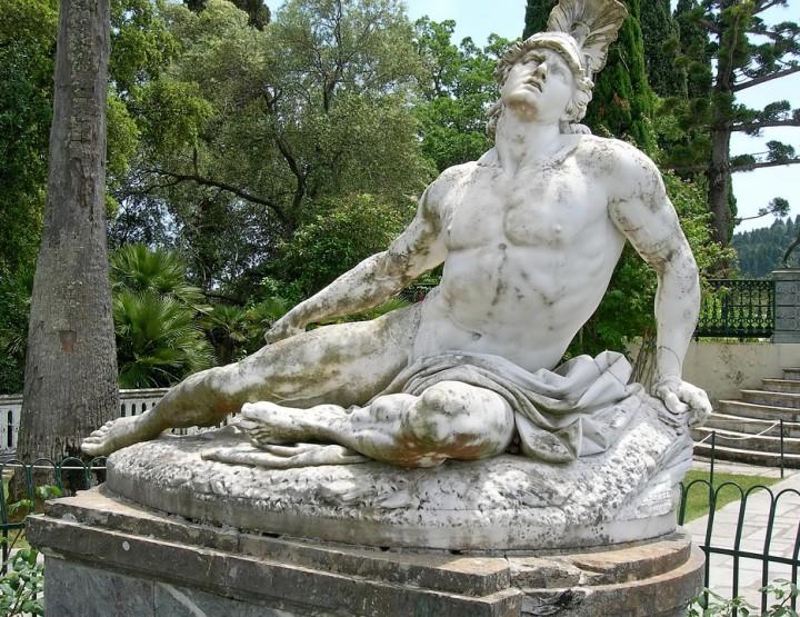 Achilleus - Held oder Psychopath?