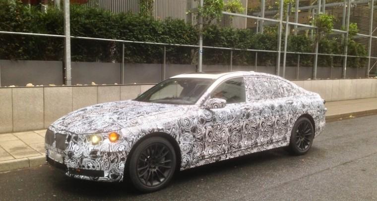 BMW 7er mudel 2016