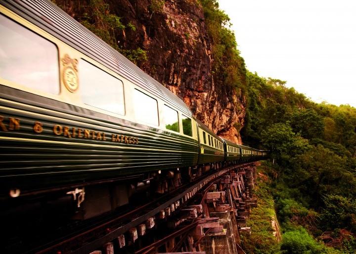 Eastern & Oriental Express - luxuriöser Ulaub auf Schienen