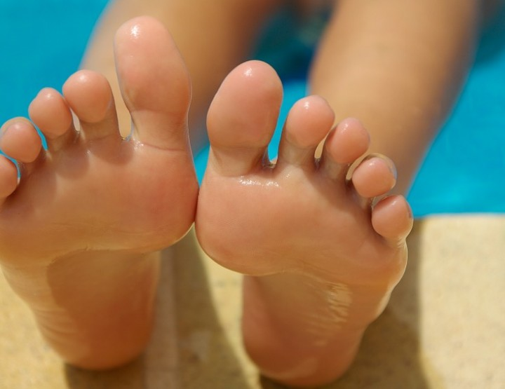Going Barefoot – is it good for you?