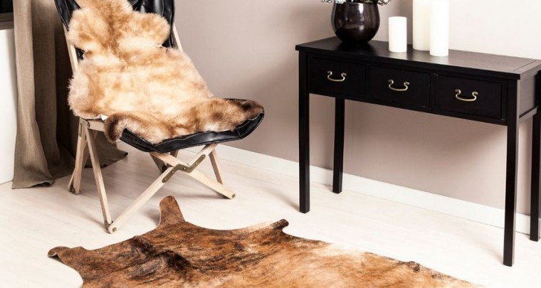 Faux Fur Home Accessories