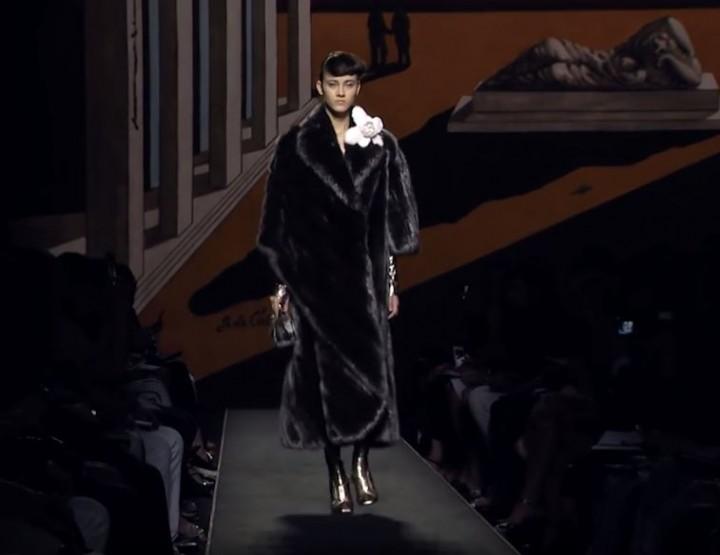 Haute Couture & Pelz