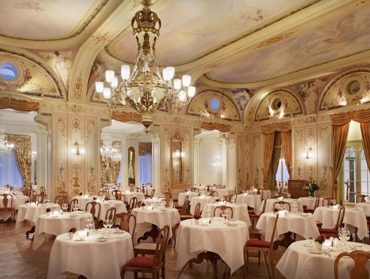 Grand Hotel Kronenhof und Kulm St. Moritz