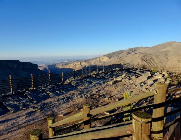 Jabal Akhdar - einzigartiges Gebirge im Oman