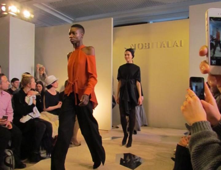 Designerin Nobi Talai