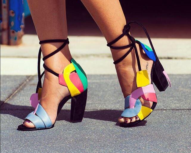 Pierre Hardy verdreht die Welt der Schuhe