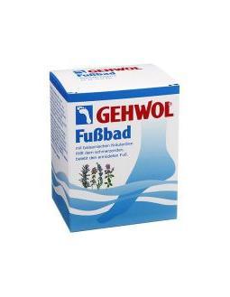 Skincare: Fußbad by Gehwol