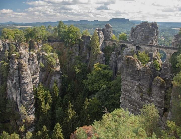 Wanderziel Sächsische Schweiz