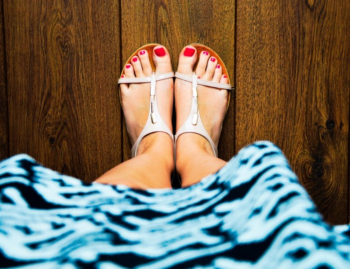 The best nail polish colors for a perfect pedicure