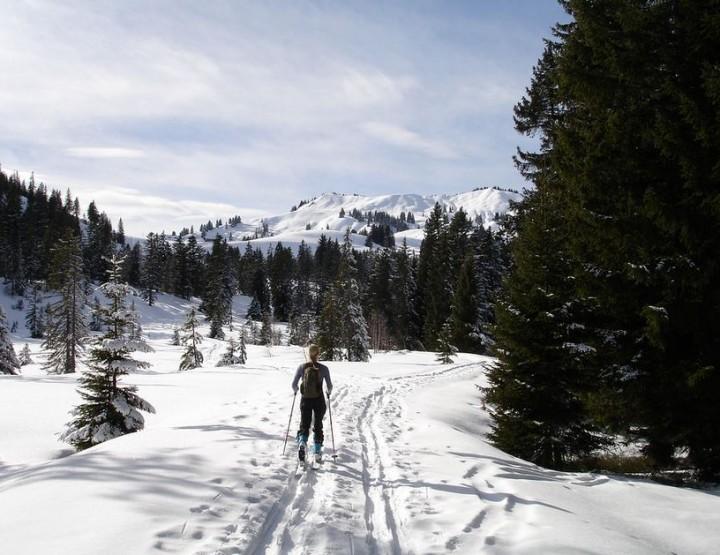 Urlaubsziele für Wintersportler