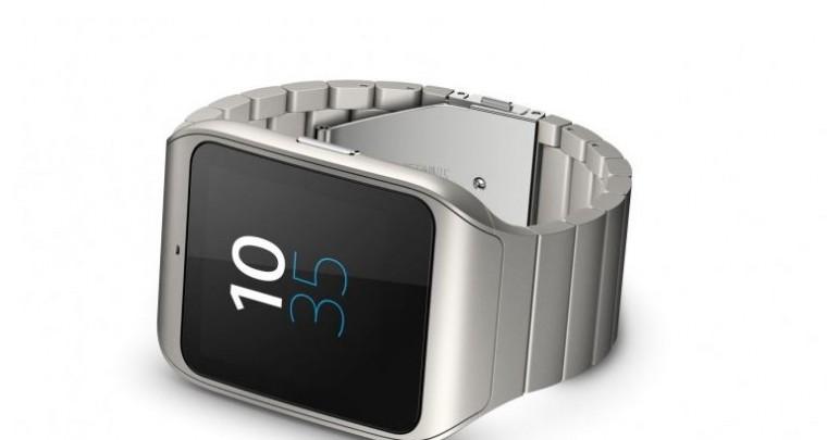 Sony Smartwatch 3 - chic, trendy, praktisch