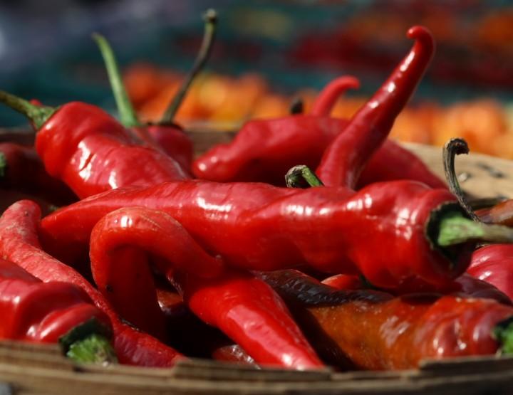 Ist scharfes Essen lebensverlängernd?