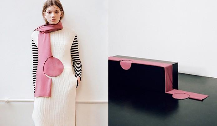 Spontane Kreisführungen:Designerin Nadine Goepferts!