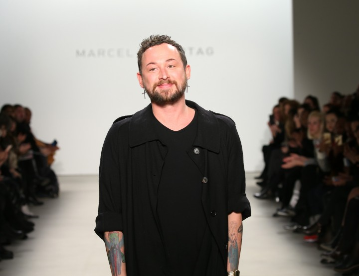 Marcel Ostertag - Triumph auf der New York Fashion Week