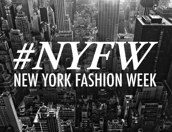 New York Fashion Week: Schauenplan für AW16/17!