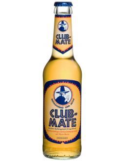 Club-Mate Erfrischnungsgetränk
