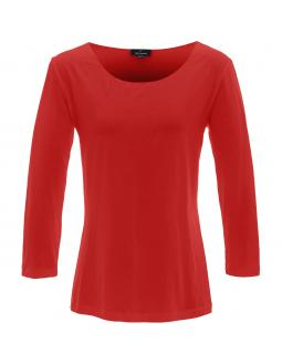 Damen Shirt in Rot by Daniel Hechter