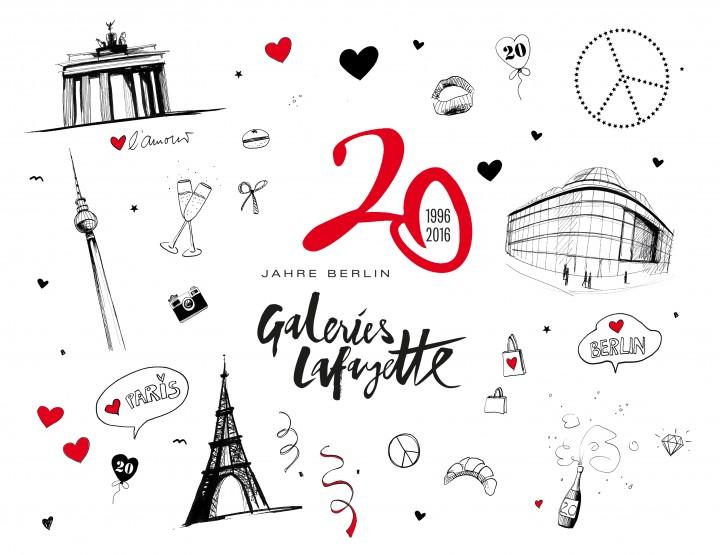 Galleries Lafayettes - Die goldene Zwanzig