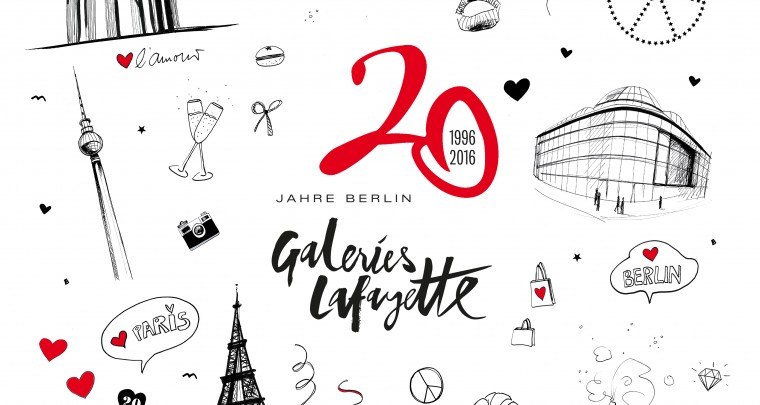 Galleries Lafayettes - The golden Twentie