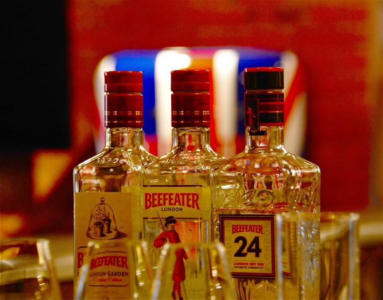Zu Besuch in der Gin-Manufaktur Beefeater