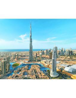 Emirate Ajman & Dubai
