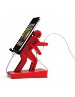 Elektroonika: laadija hoidja mobiiltelefon