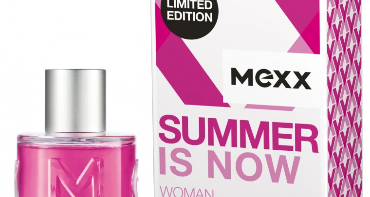 MEXX Summer is now - Fragrances for Her & Him