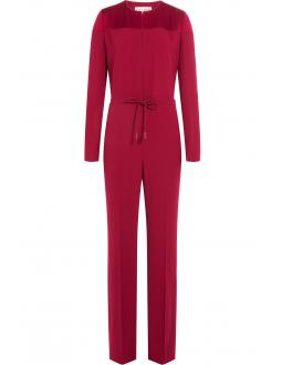 Jumpsuit in Rot by Sonia Rykiel