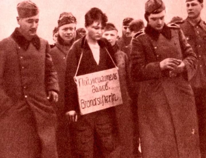 Soja Anatoljewna Kosmodemjanskaja