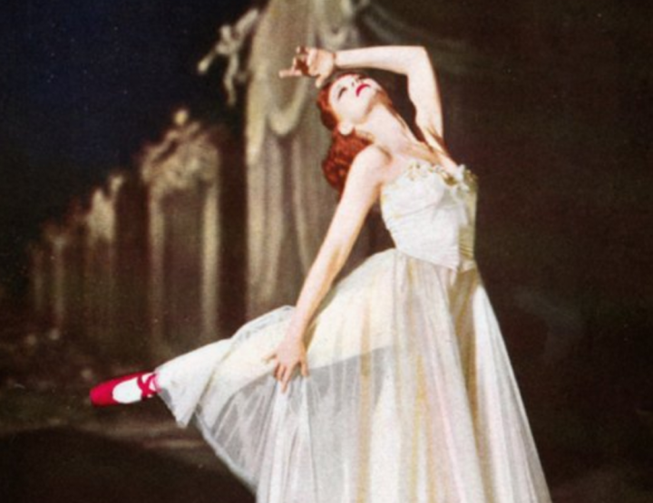 The Red Shoes – a dancer's tragic love for ballet